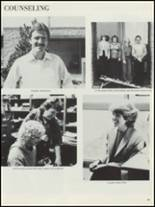 1983 Illinois Valley High School Yearbook Page 58 & 59