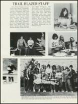 1983 Illinois Valley High School Yearbook Page 78 & 79