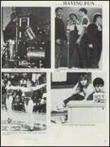 1983 Illinois Valley High School Yearbook Page 82 & 83