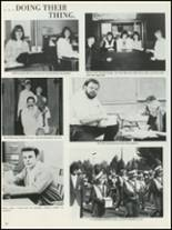 1983 Illinois Valley High School Yearbook Page 84 & 85