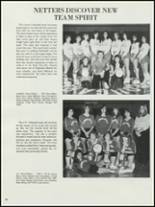 1983 Illinois Valley High School Yearbook Page 86 & 87
