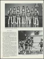 1983 Illinois Valley High School Yearbook Page 100 & 101