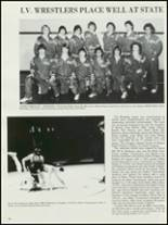 1983 Illinois Valley High School Yearbook Page 102 & 103