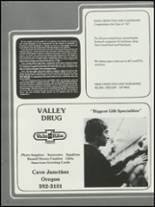 1983 Illinois Valley High School Yearbook Page 106 & 107