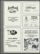 1983 Illinois Valley High School Yearbook Page 122 & 123