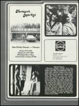 1983 Illinois Valley High School Yearbook Page 128 & 129
