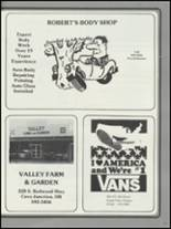 1983 Illinois Valley High School Yearbook Page 134 & 135