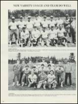1983 Illinois Valley High School Yearbook Page 146 & 147