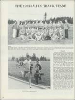 1983 Illinois Valley High School Yearbook Page 148 & 149