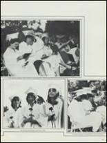 1983 Illinois Valley High School Yearbook Page 156 & 157