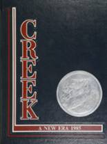 1985 Yearbook Cherry Creek High School