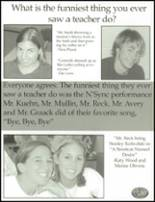 2003 Santa Ynez Valley Union High School Yearbook Page 156 & 157
