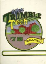 1978 Yearbook Trimble Technical High School