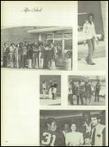 1975 Dunbar High School Yearbook Page 14 & 15