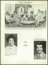 1975 Dunbar High School Yearbook Page 22 & 23