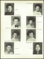 1975 Dunbar High School Yearbook Page 26 & 27