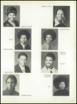 1975 Dunbar High School Yearbook Page 28 & 29