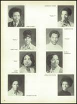 1975 Dunbar High School Yearbook Page 30 & 31