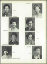 1975 Dunbar High School Yearbook Page 32 & 33