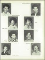1975 Dunbar High School Yearbook Page 36 & 37