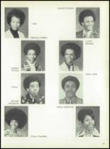 1975 Dunbar High School Yearbook Page 38 & 39