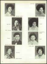 1975 Dunbar High School Yearbook Page 40 & 41