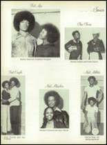 1975 Dunbar High School Yearbook Page 54 & 55