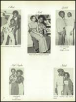 1975 Dunbar High School Yearbook Page 56 & 57