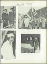 1975 Dunbar High School Yearbook Page 60 & 61