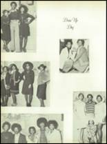 1975 Dunbar High School Yearbook Page 68 & 69
