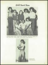 1975 Dunbar High School Yearbook Page 78 & 79