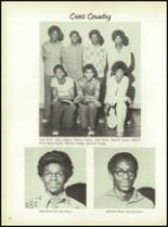 1975 Dunbar High School Yearbook Page 80 & 81