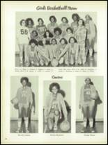 1975 Dunbar High School Yearbook Page 88 & 89