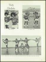 1975 Dunbar High School Yearbook Page 100 & 101