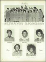 1975 Dunbar High School Yearbook Page 106 & 107