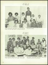 1975 Dunbar High School Yearbook Page 114 & 115