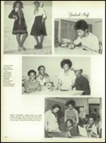1975 Dunbar High School Yearbook Page 116 & 117