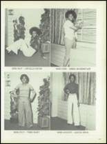 1975 Dunbar High School Yearbook Page 120 & 121