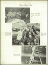 1975 Dunbar High School Yearbook Page 126 & 127