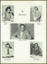 1975 Dunbar High School Yearbook Page 128 & 129