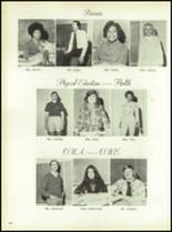 1975 Dunbar High School Yearbook Page 132 & 133