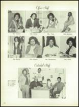 1975 Dunbar High School Yearbook Page 136 & 137