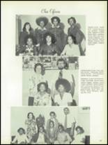 1975 Dunbar High School Yearbook Page 138 & 139