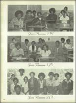 1975 Dunbar High School Yearbook Page 140 & 141