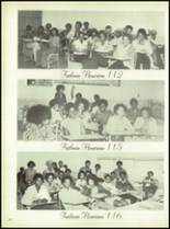 1975 Dunbar High School Yearbook Page 146 & 147
