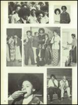 1975 Dunbar High School Yearbook Page 148 & 149