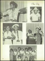 1975 Dunbar High School Yearbook Page 162 & 163