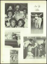 1975 Dunbar High School Yearbook Page 164 & 165