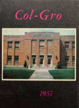 1957 Yearbook Columbus Grove High School