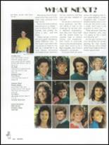 1988 Rangeview High School Yearbook Page 108 & 109